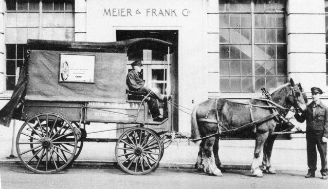 Meier frank deliuvery