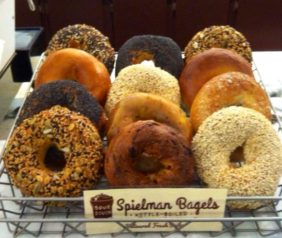 BEST BAGELS ON THE PLANET