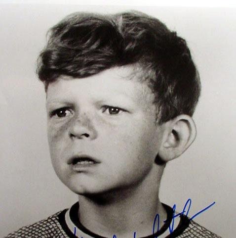 FAMILY AFFAIR STAR - JOHNNY WHITAKER
