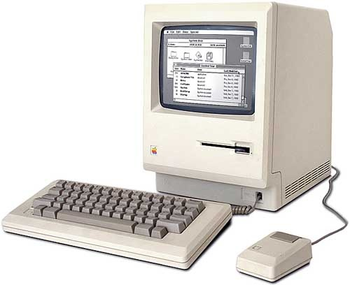 APPLE MAC ... 30 YEARS AGO!