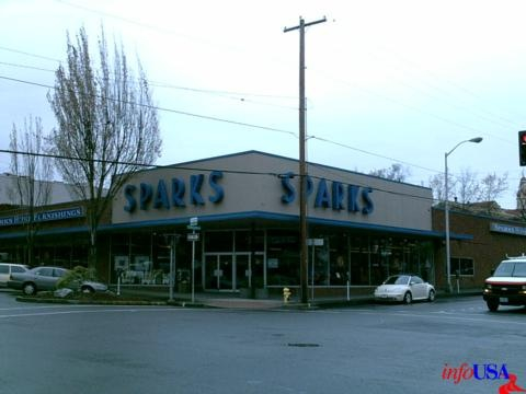 AFTER 132 YEARS FAMILY OWNED... SPARKS FURNITURE WILL BE CLOSING