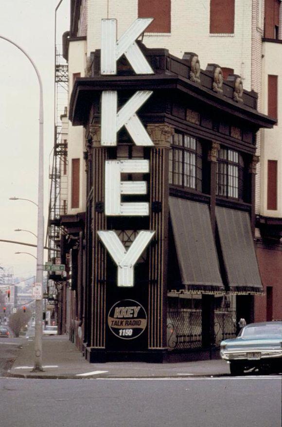 KKEY BUILDING ON BURNSIDE