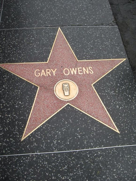 THE GREAT GARY OWENS