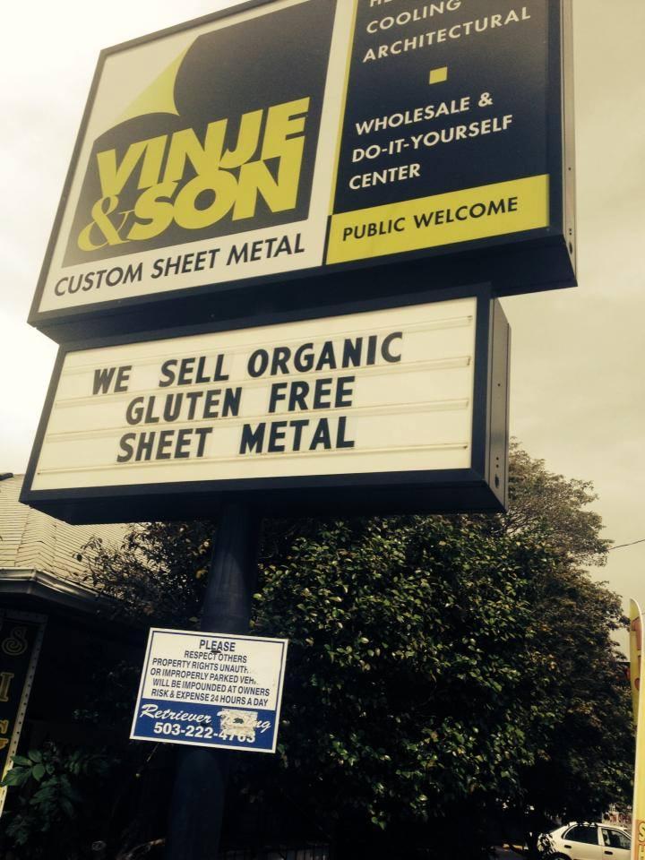 Gluten free fun