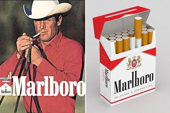 MARLBORO MAN DIES OF LUNG DISEASE