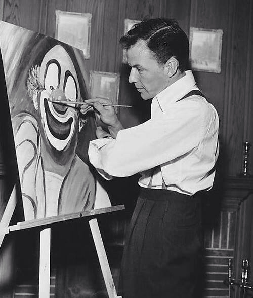 FRANK THE ARTIST