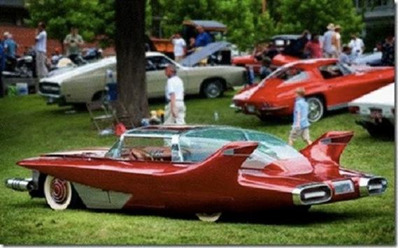 BOBBY DARIN'S DREAM CAR