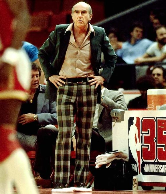 COLORFUL, A GREAT COACH, A WONDERFUL MAN HAS PASSED