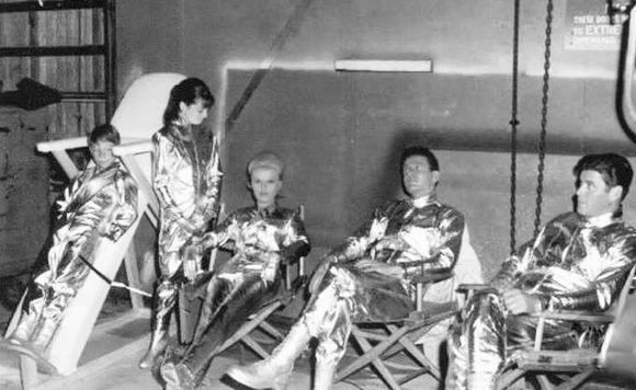 BEHIND THE SCENES .... LOST IN SPACE