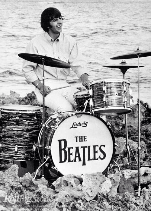 RINGO IS 74 TODAY