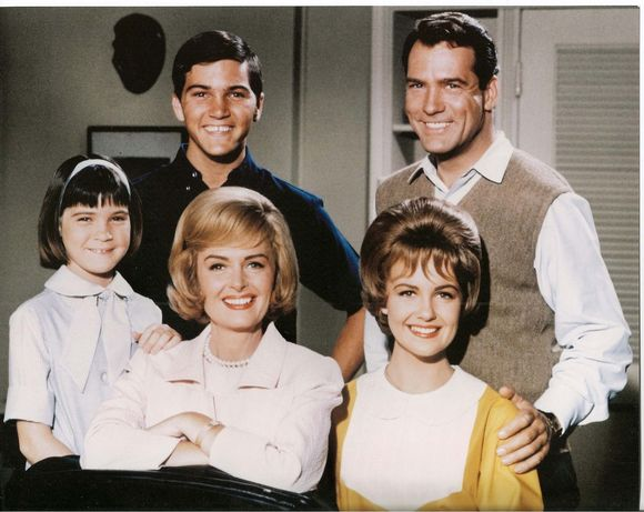THE ADOPTED DAUGHTER ON THE DONNA REED SHOW