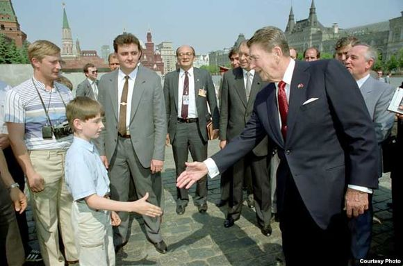 PUTIN IS THE KGB AGENT WITH CAMERA