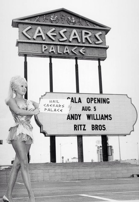 GRAND OPENING DAY 1965