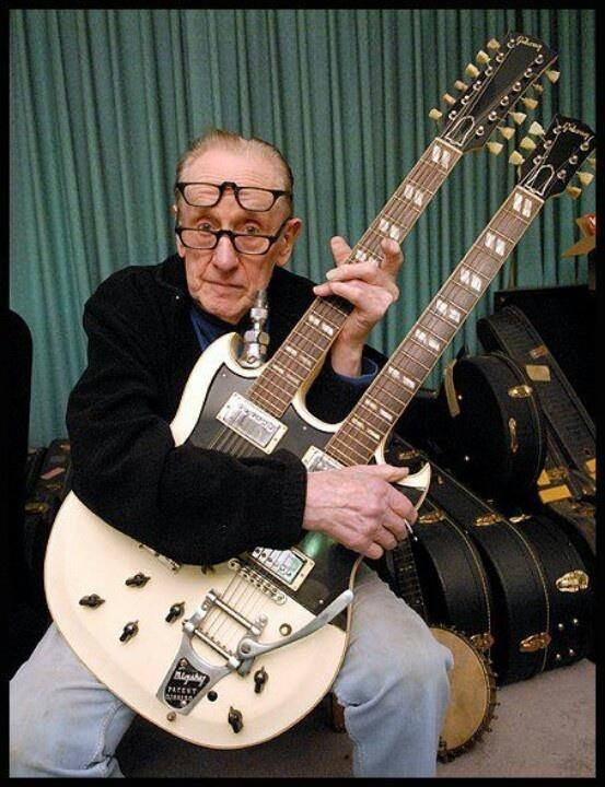 THE GREAT LES PAUL