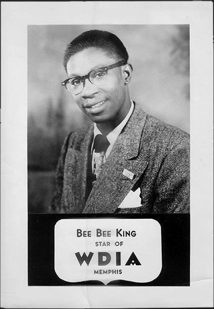 B.B. KING ON THE AIR