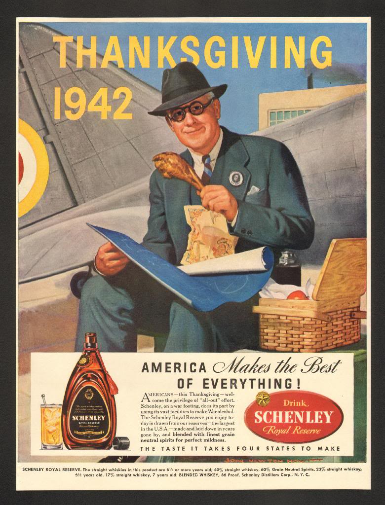 Thanksgiving 1942