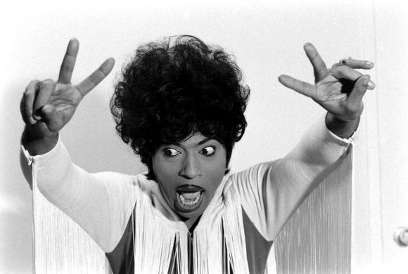 LITTLE RICHARD IS 82 TODAY