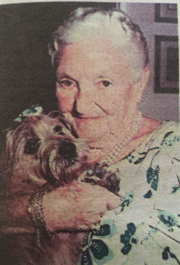 HENRY PITTOCK'S GRANDDAUGHTER IS DEAD AT 110