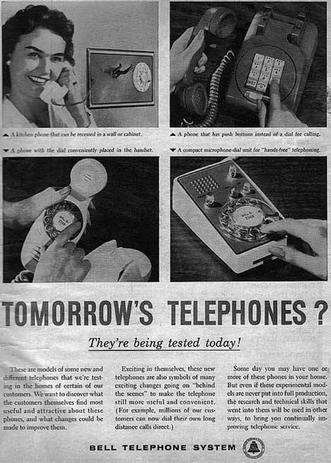 WHAT THE FUTURE LOOKED LIKE IN 1960