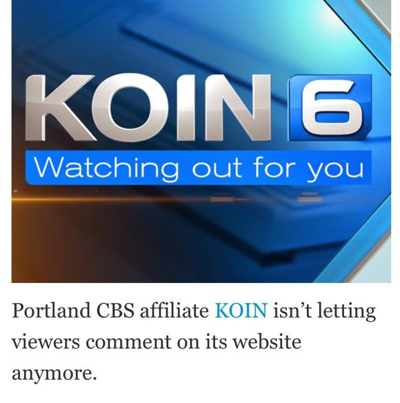 KOIN WATCHING OUT FOR THEMSELVES