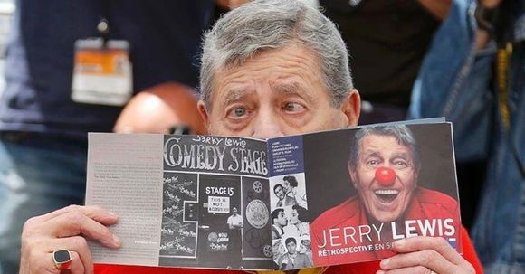 89 YEARS TODAY FOR JERRY