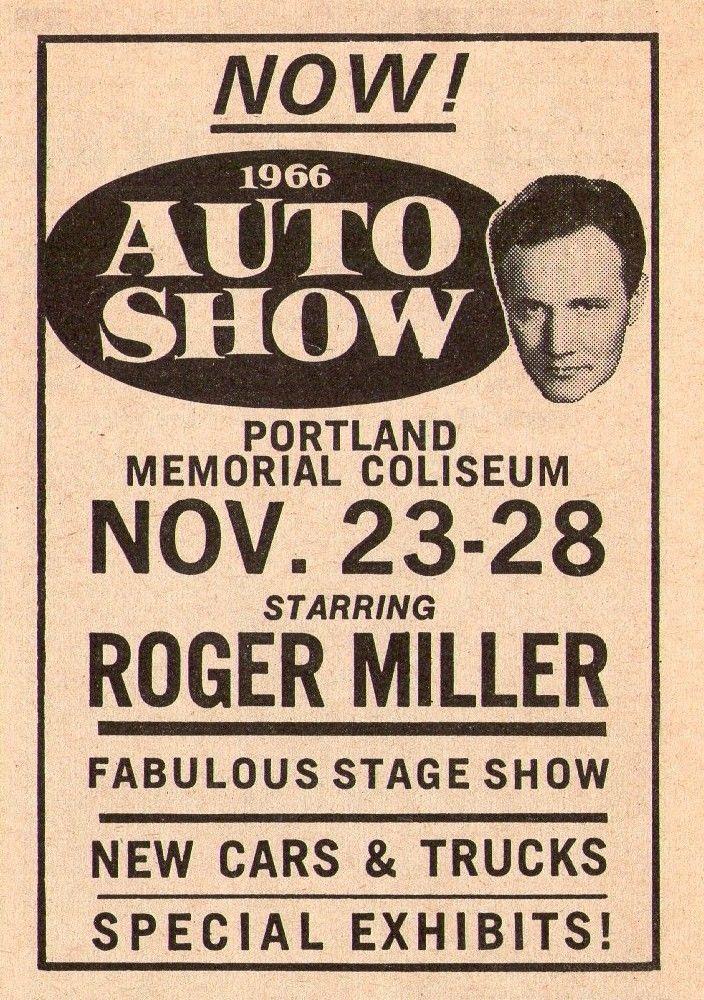 Auto show miller