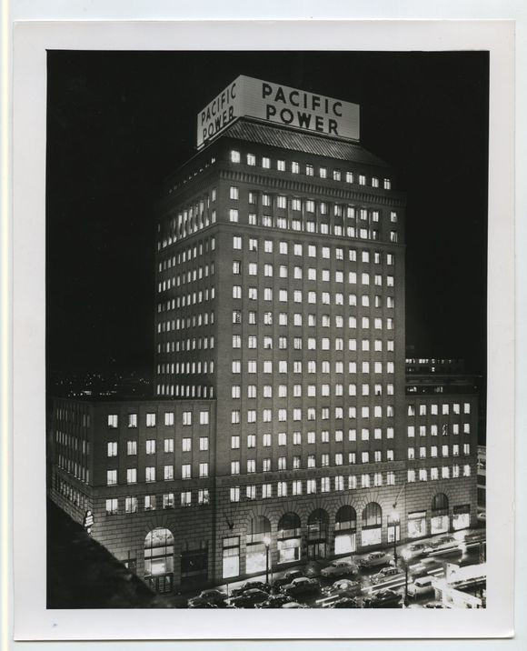 PACIFIC POWER BUILDING