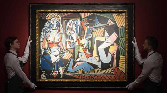 PICASSO SOLD FOR $179 MILLION