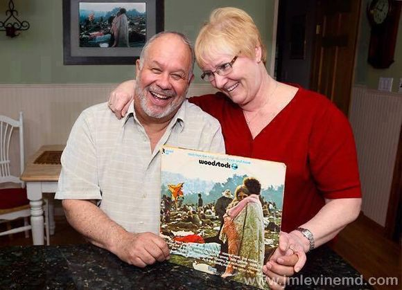 FAMOUS WOODSTOCK COUPLE ARE STILL TOGETHER!