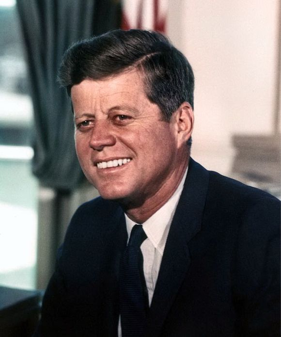 JFK WOULD BE 98 TODAY