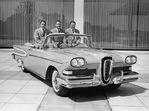 THREE SONS OF EDSEL FORD