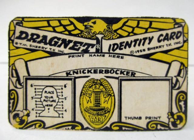 Dragnet-identitycard