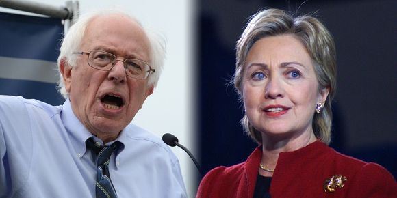 CONTRAST BETWEEN TWO CANDIDATES