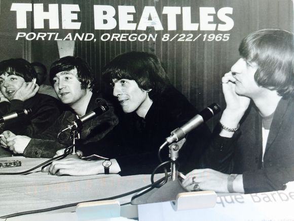 NEW FILM OUT ON THE BEATLES IN PORTLAND
