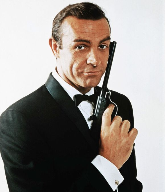 BOND TURNS 85 TODAY..... James Bond!