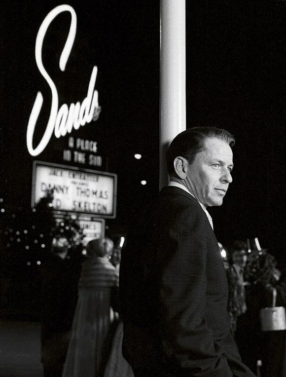 EVER SEE THIS PHOTO OF SINATRA?