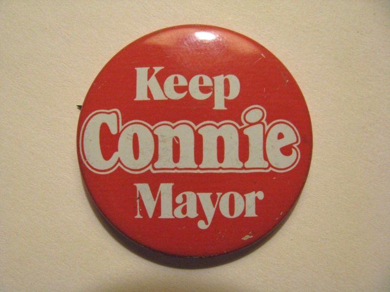 Connie mayor