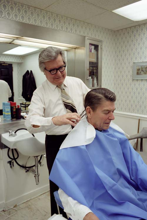 Milton_Pitts_and_Ronald_Reagan