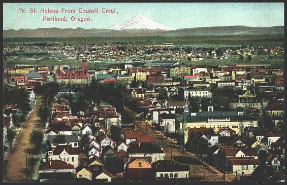 Portland in 1908