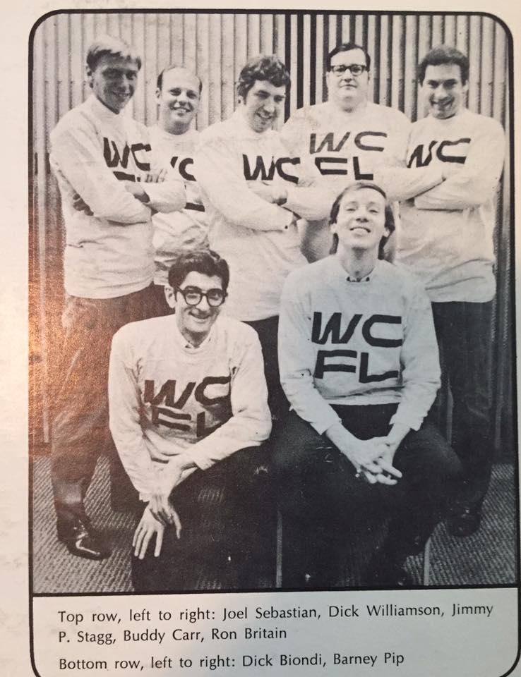 Wcfl jocks