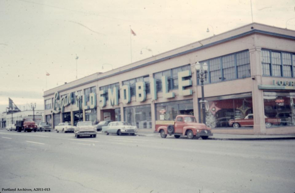 HAVE ZERO MEMORY OF THIS DEALERSHIP ON GRAND AVE