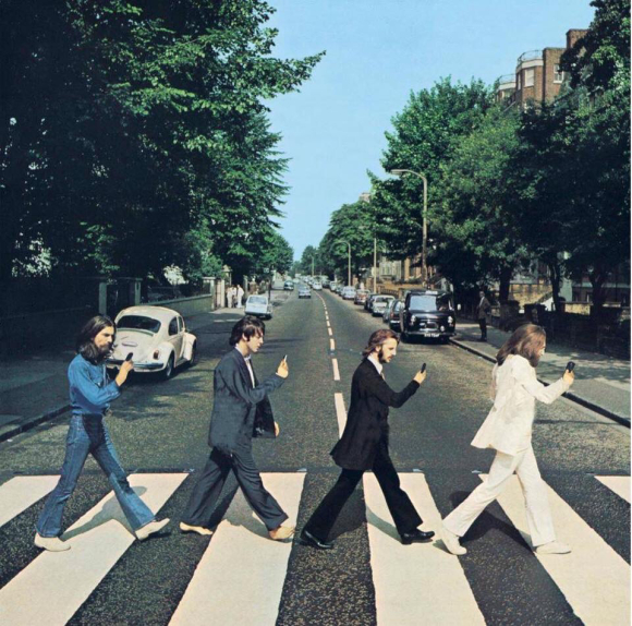 IF THE BEATLES WERE HOT TODAY