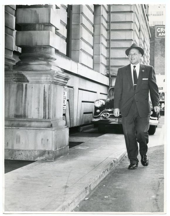 MAYOR TERRY SCHRUNK RETIRNS TO CITY HALL