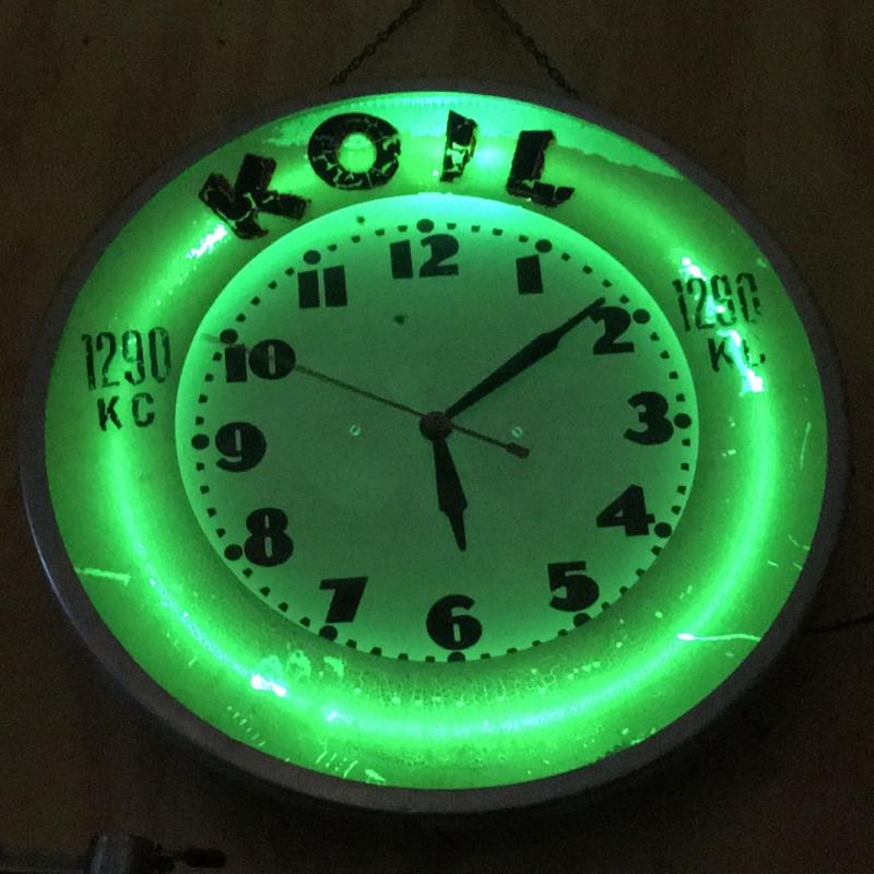 Koil clock
