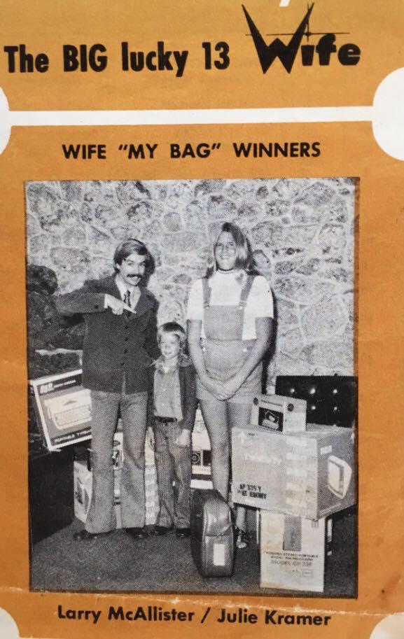 ROGER W WIFE