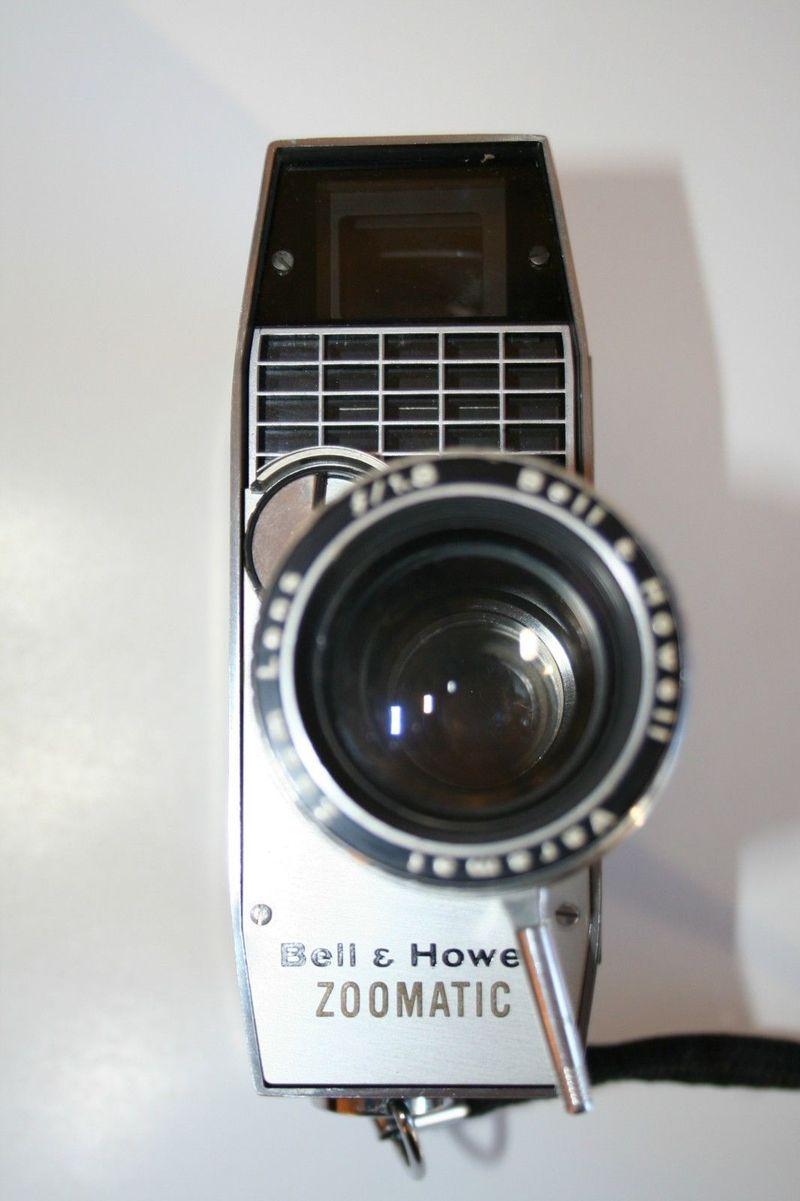 Kennedy camera