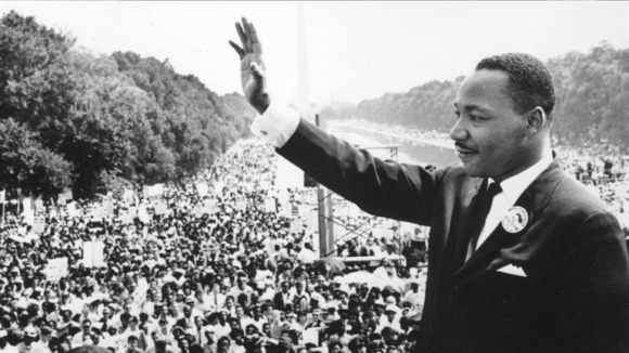 A FIGHTER .... MLK