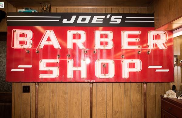 JOES BARBER 3