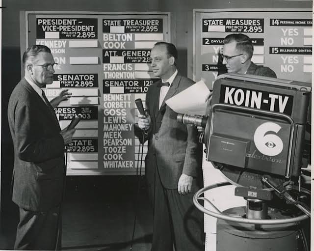 Koin chuck foster 1960  hal lesser