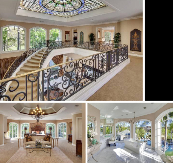 MOST EXPENSIVE LISTING IN U.S.